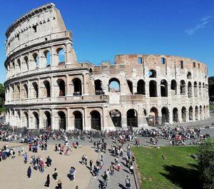 visiter la Rome antique avec un guide