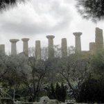 visite guidée de la vallée des temples d'Agrigente