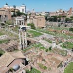 visiter la Rome antique et le forum romain