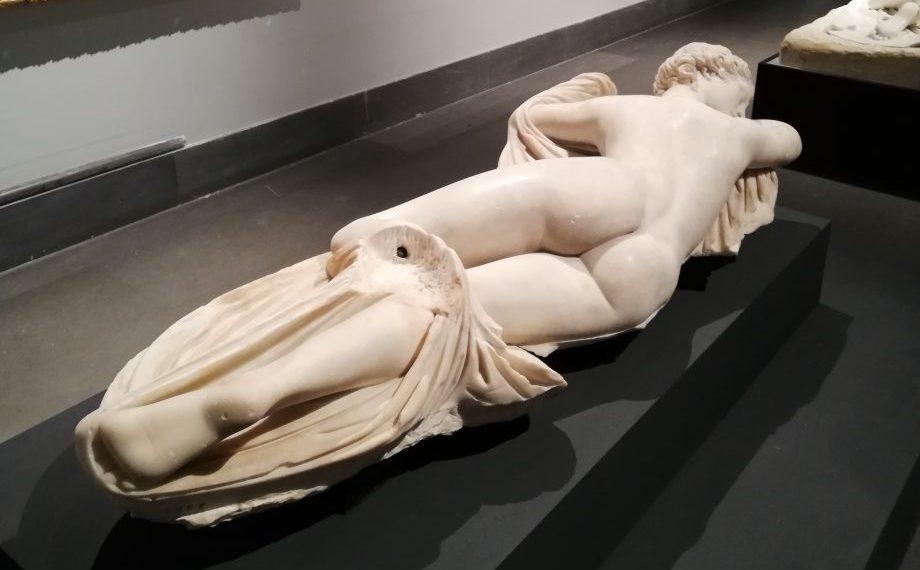 Hermaphrodite du palais Massimo à Rome