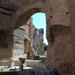 visite guidée des thermes de Caracalla