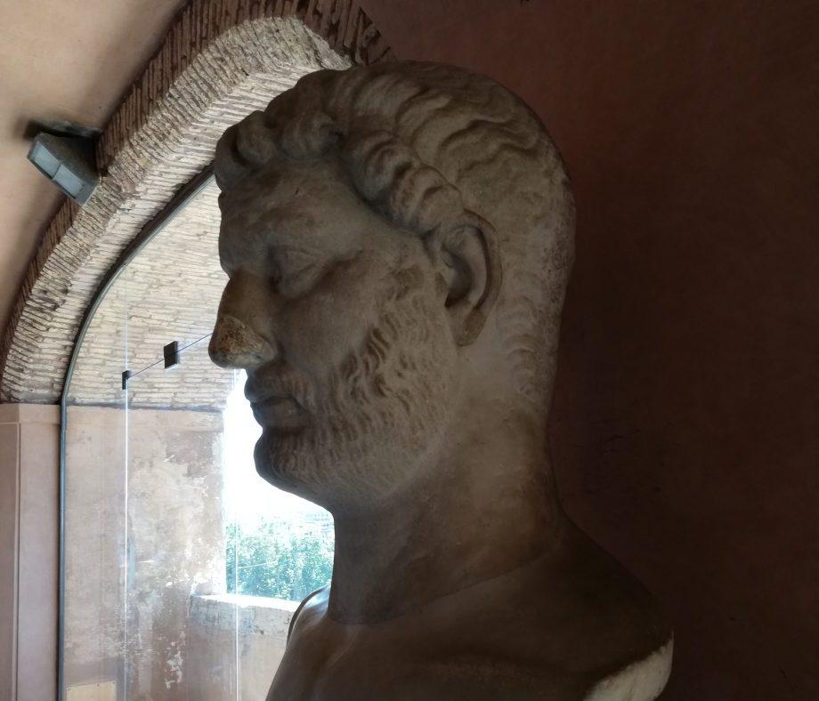 visiter la Rome d'Hadrien