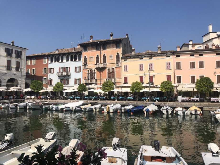 visite guidée de Desenzano