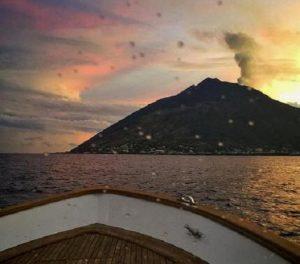 visite guidée de Stromboli