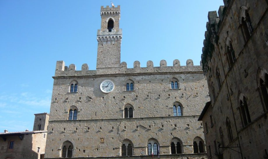visite insolite de Volterra