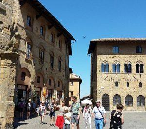visiter Volterra