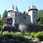 visite guidée des châteaux
