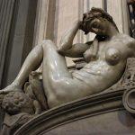 visite de l'académie sculpture de Michel-Ange