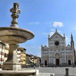 visiter santa Croce à Florence