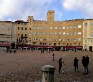 visite du centre historique de Sienne