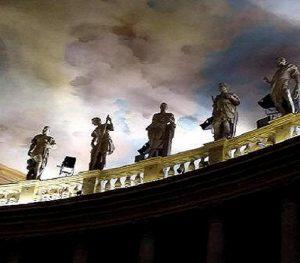 peinture dans les villas de Vicence