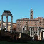 visiter Rome forum romain