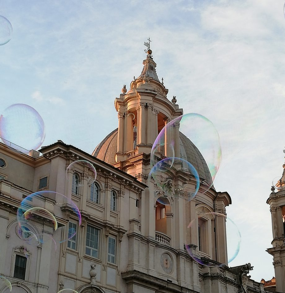 visiter la Rome baroque