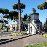 Rome parc de la villa Borghese