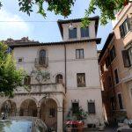 Rome à la renaissance maison de Fiamette