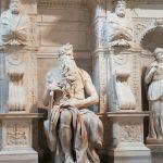 Rome Moise de Michel Ange