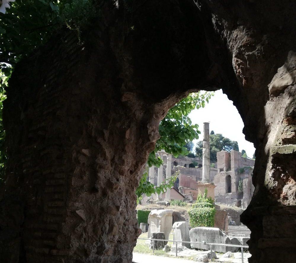 Rome ésotérique balade classique