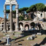 visite guidée du forum de César
