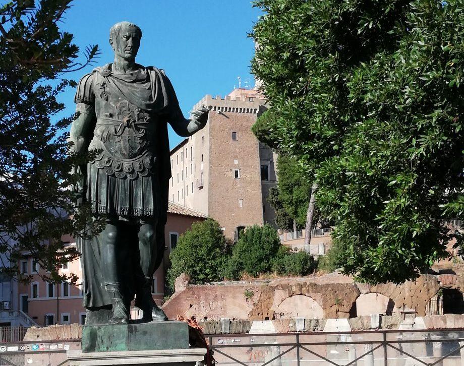 visiter la Rome de César forum