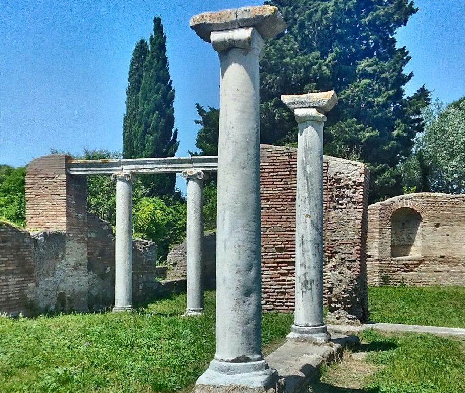 visiter Ostie antique