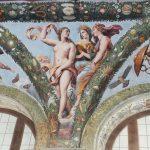 Raphael Amour et Psyché à la farnesina
