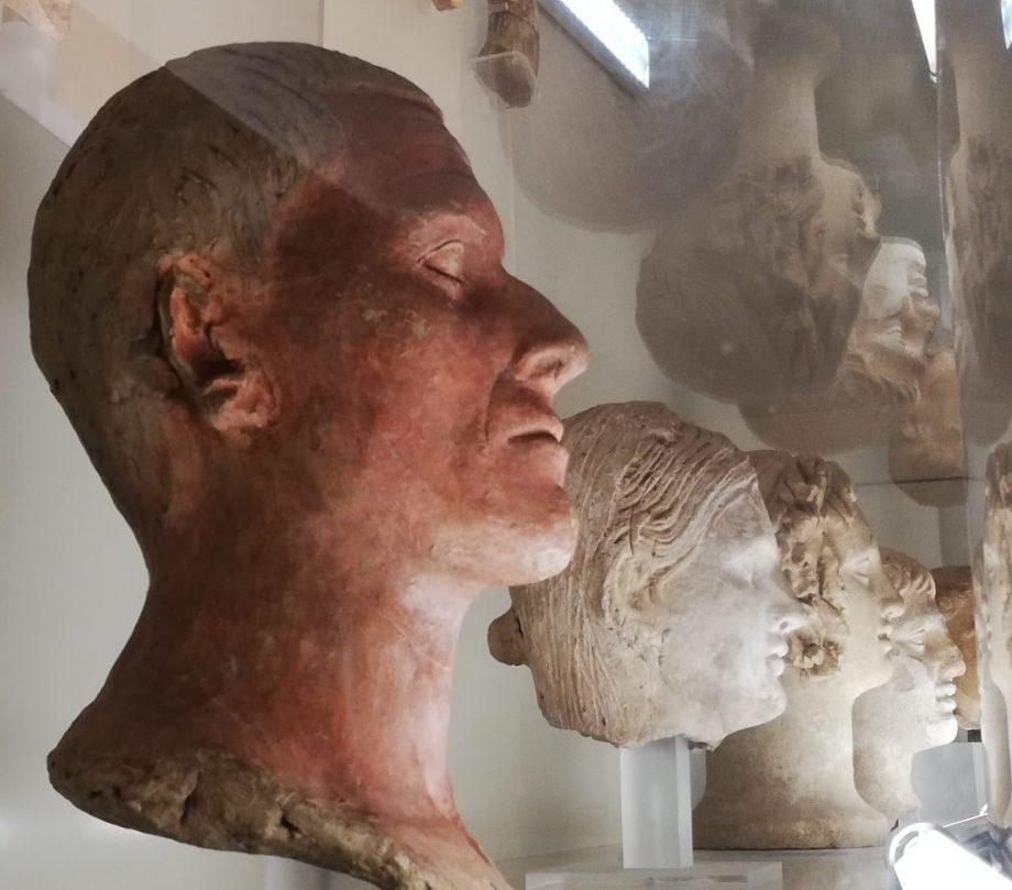 musée étrusque de villa Giulia Rome