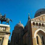 voir la basilique de saint Antoine Padoue