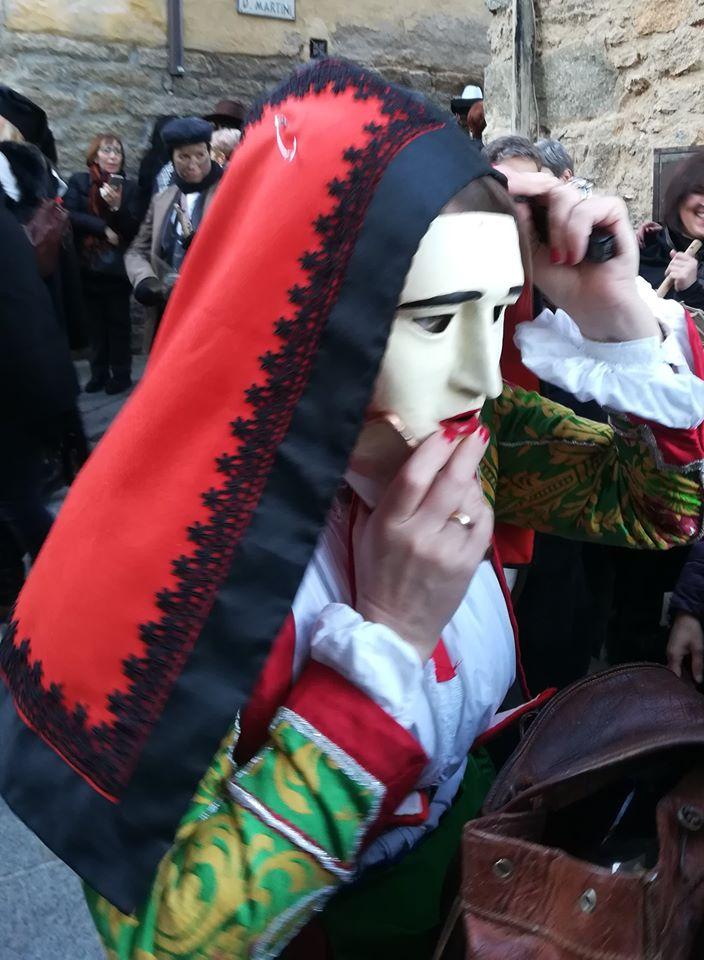 carnaval en sardaigne à visiter