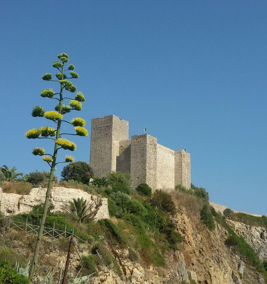 visite de la forteresse de Talamone