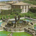 villa Lante à Bagnaia