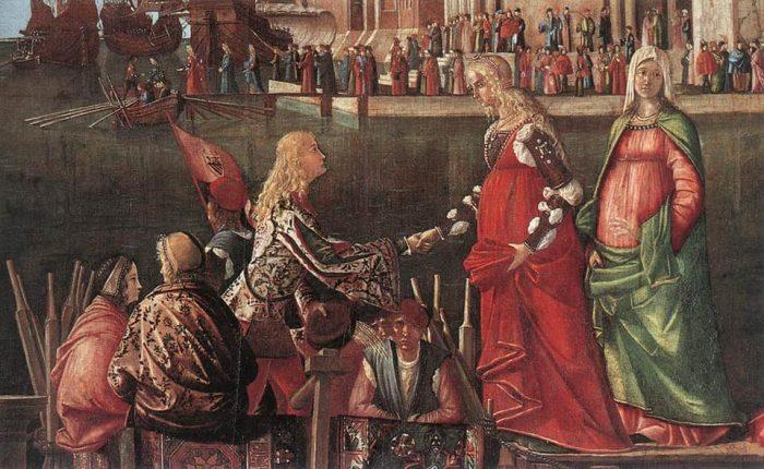 peinture Vittorio Carpaccio