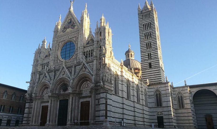 visite de sainte Catherine à Sienne