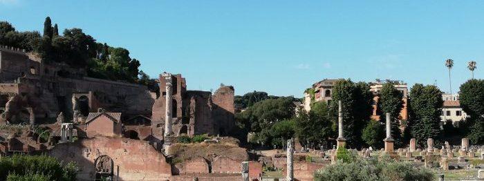 visite guidée de Rome à la saint valentin