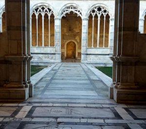 visite de la ville de Pise Galilée
