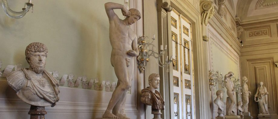 visiter le palais Pitti et la galerie Palatine