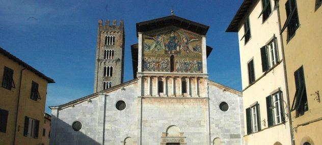 visite médiévale de Lucque