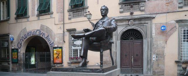 visite guidée Giacomo Puccini