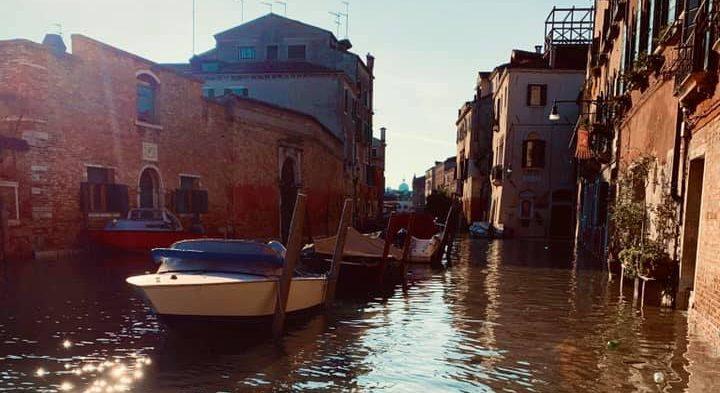 Dante à Venise