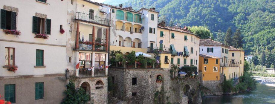 visite de Bagni di Lucca