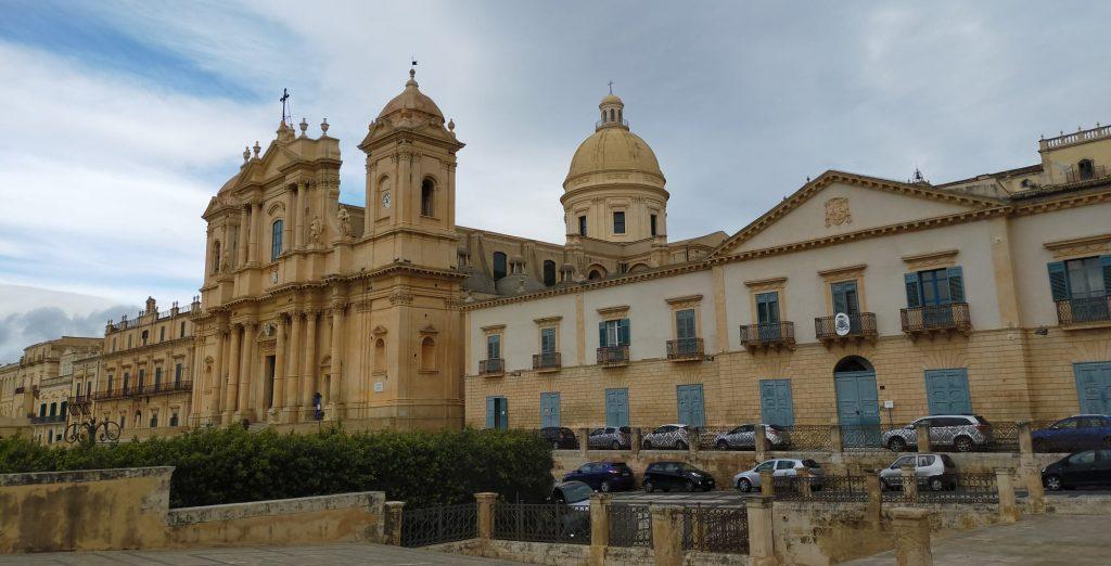 visite guidée de Noto en Sicile