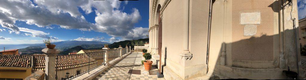 visite guidée de Castelmola