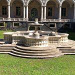 visite guidée de Catane baroque cloître