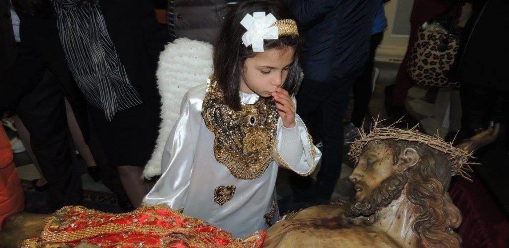 semaine sainte à Messine