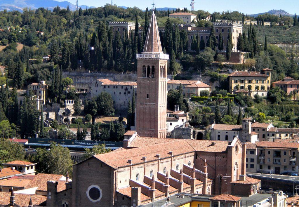 Vérone église de sainte Anastasie