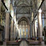 église de sainte Anastasie intérieur