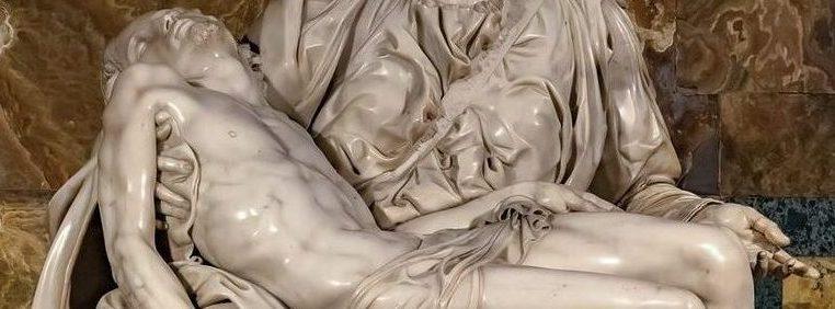pietà de Michel Ange Vatican