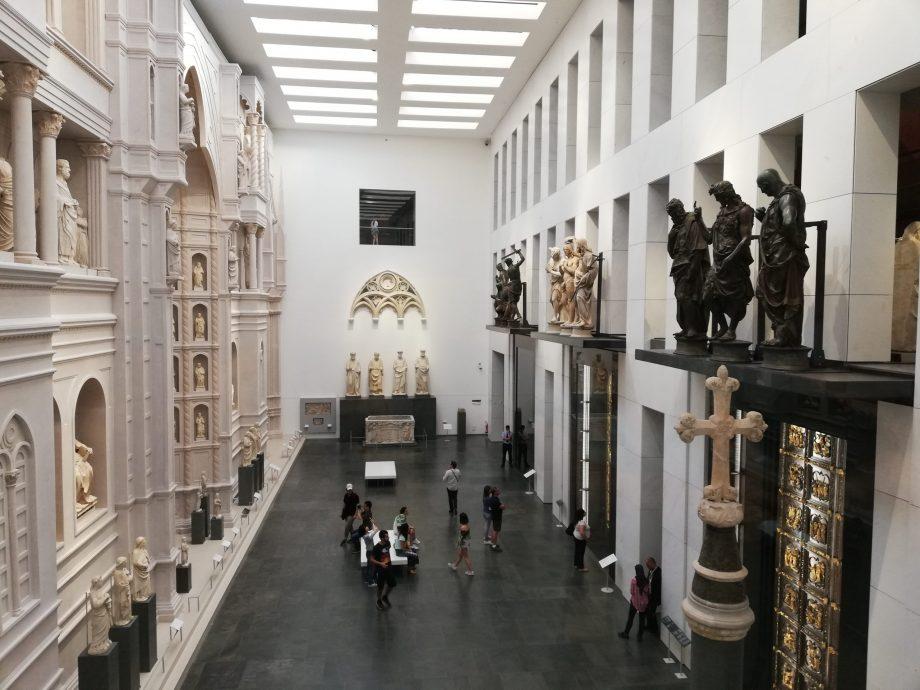 visite du musée de l'Opera del Duomo