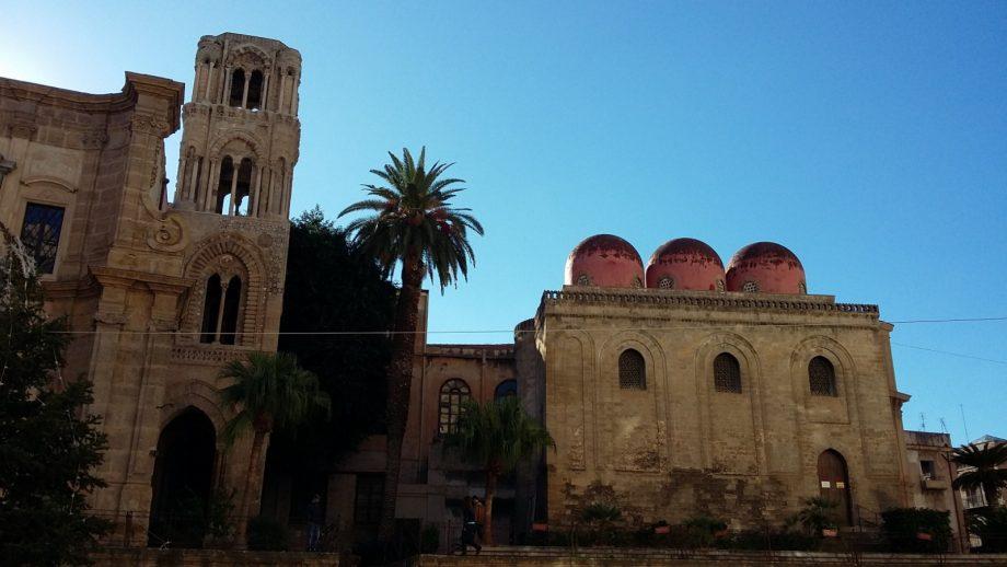 visite guidée de Palerme arabe et normande