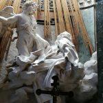 Rome Bernin extase de sainte Thérèse