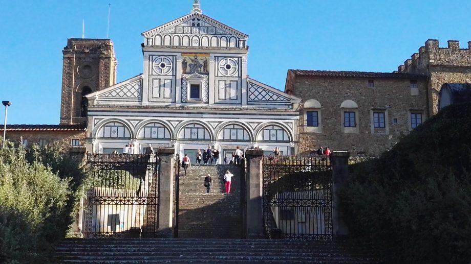 visite des quartiers de Florence